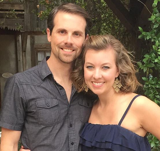 Trent and Elise Pruett